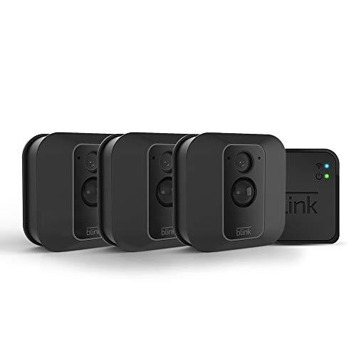 Blink XT2 Outdoor/Indoor Smart Security Camera with cloud storage included,...