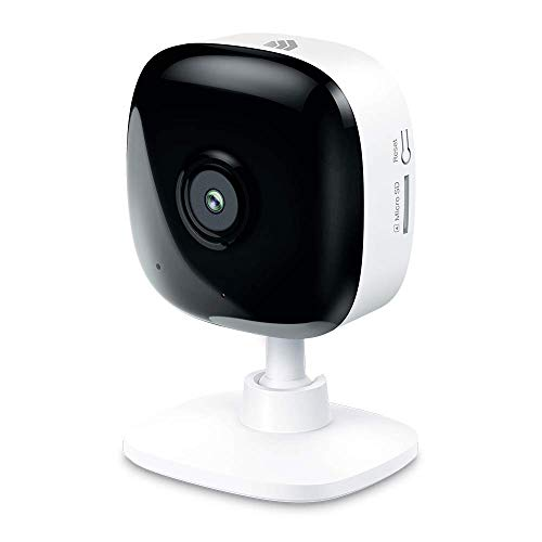 Kasa Smart Security Camera for Baby monitor, 1080p HD Indoor Camera for...