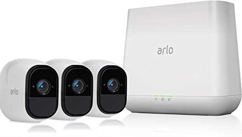 Arlo Technologies Pro -Wireless Home Security Camera System with...