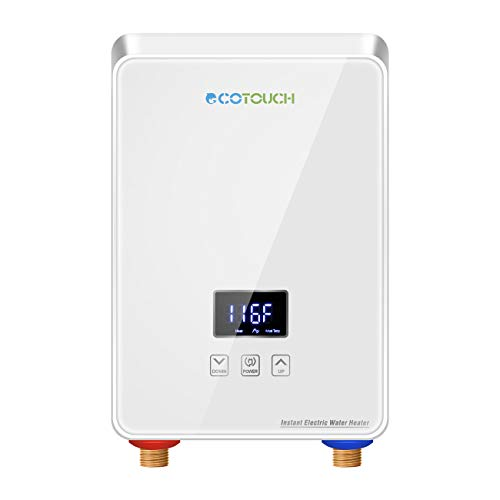 ECOTOUCH Eco 55 Electric Tankless Water Heater