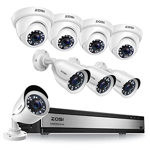ZOSI 720p HD-TVI