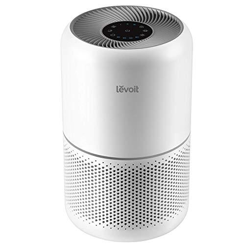 LEVOIT Air Purifier for Home Allergies Pets Hair in Bedroom, H13 True HEPA...
