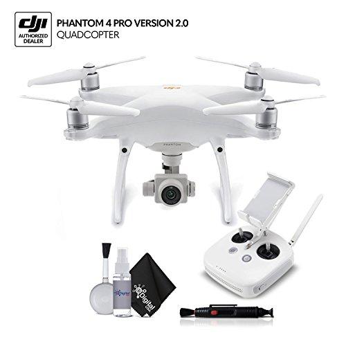DJI Phantom 4 Pro Version 2.0 (CP.PT.00000244.01) Start Flying Bundle