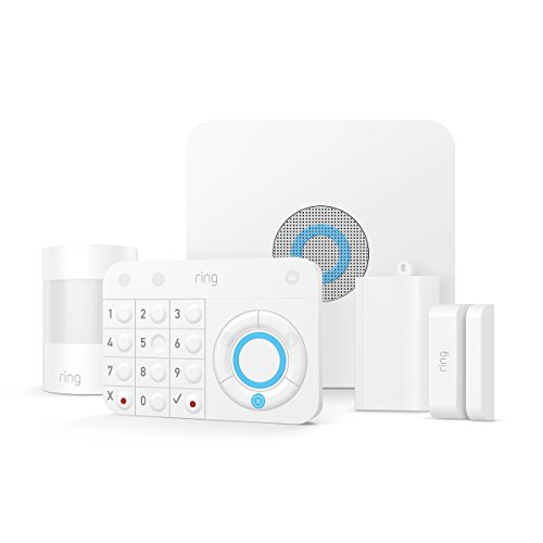 Ring Alarm 5 Piece Kit (1st Gen) – Home Security System with optional...