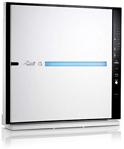 RabbitAir MinusA2 Ultra Quiet HEPA Air Purifier - Stylish, Efficient and...