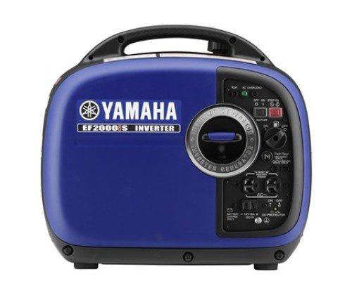 YAMAHA EF2000iSv2, 1600 Running Watts/2000 Starting Watts, Gas Powered...