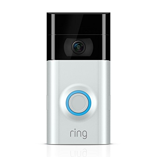Ring Video Doorbell 2 with HD Video, Motion Activated Alerts, Easy...