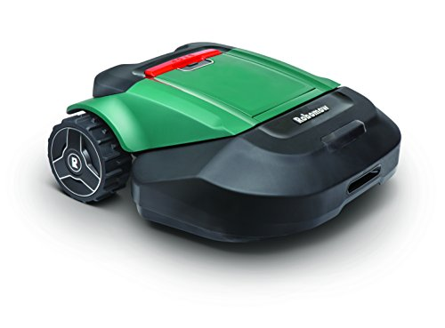 Robomow RS630 Battery Powered Robotic Lawn Mower, Green