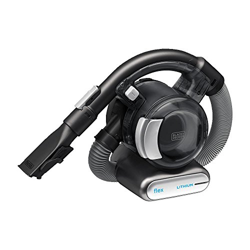 BLACK+DECKER 20V Max Flex Handheld Vacuum with Pet Hair Brush, Cordless,...