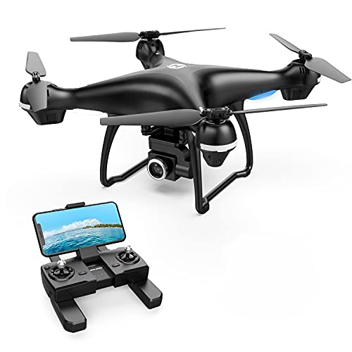 Holy Stone 2K GPS FPV RC Drone HS100 with HD Camera Live Video and GPS...