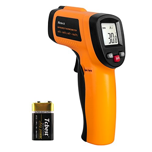 Helect (NOT for Human) Infrared Thermometer, Non-Contact Digital Laser...