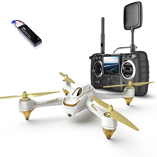 Hubsan Professional Version Mode Switch H501S X4 5.8G FPV Brushless with...