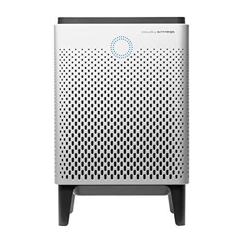 Coway AP-2015F HEPA Air Purifier, 1560 sq.tf, White
