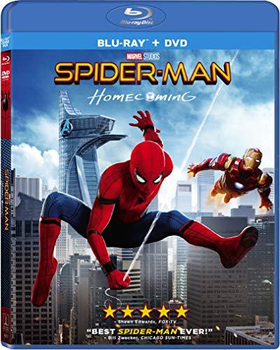 Spider-Man: Homecoming [Blu-ray]
