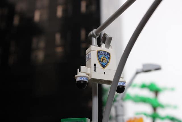 Police Security Cameras