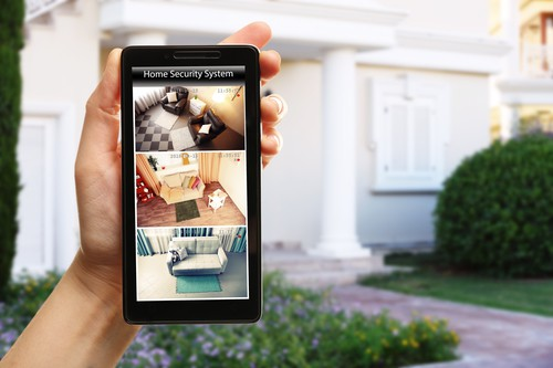 Home security system Video Quality