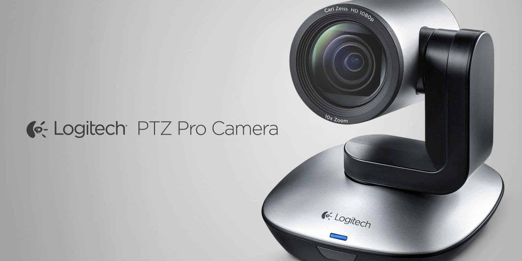 Logitech PTZ Camera