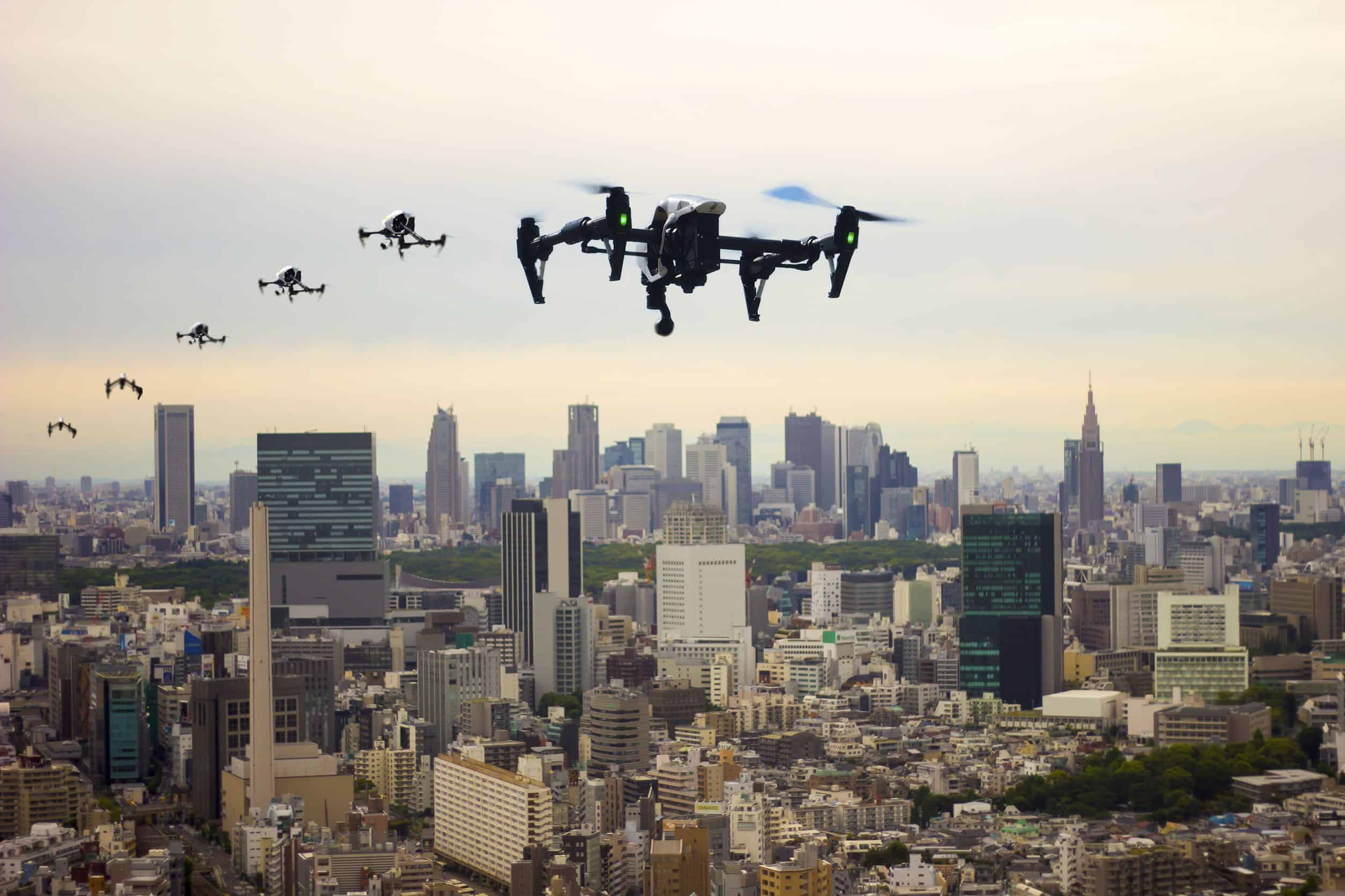 Can Fly a Drone over Private Property