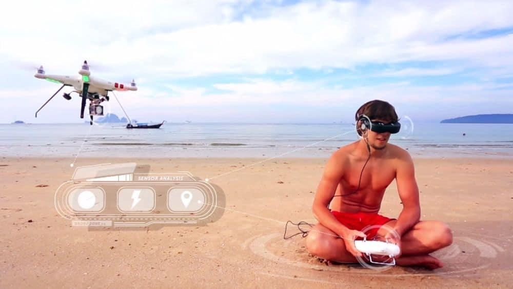 Flying Your UAV