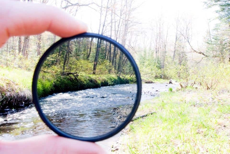 Neutral Density Filters of Your Drone