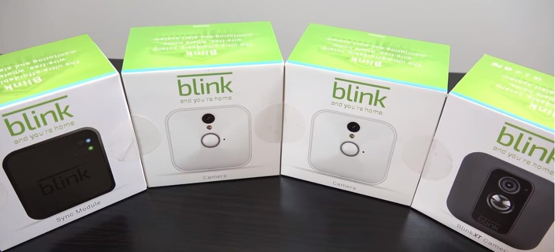 Blink Security Camera Comparison