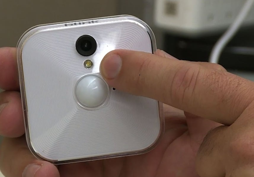 Blink Security Camera for Indoors