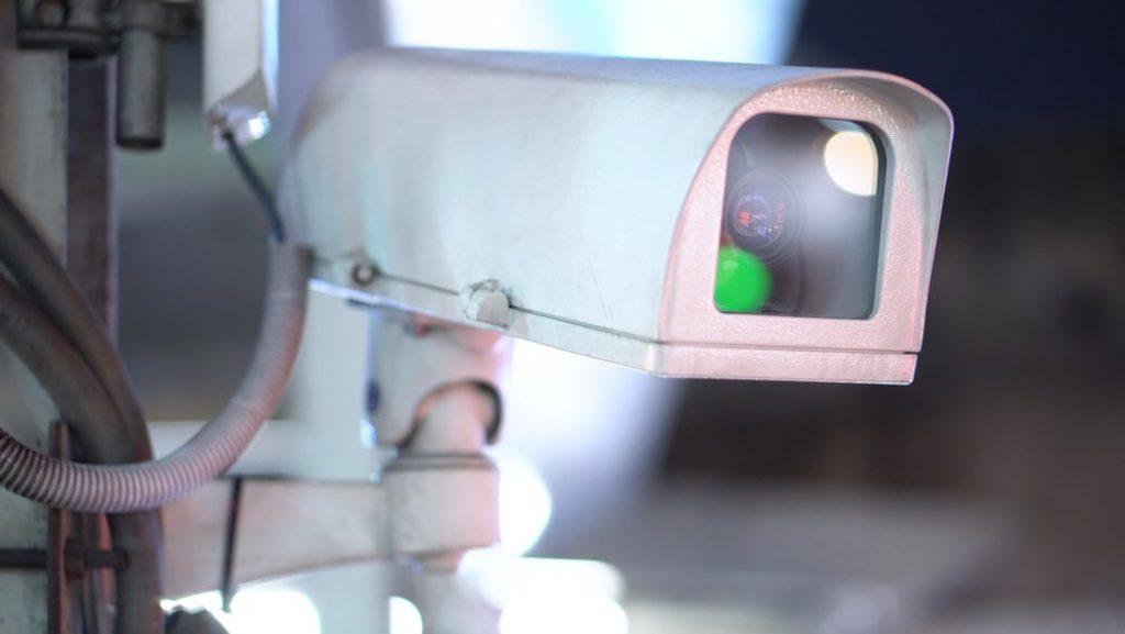 CCTV Camera with frame speed