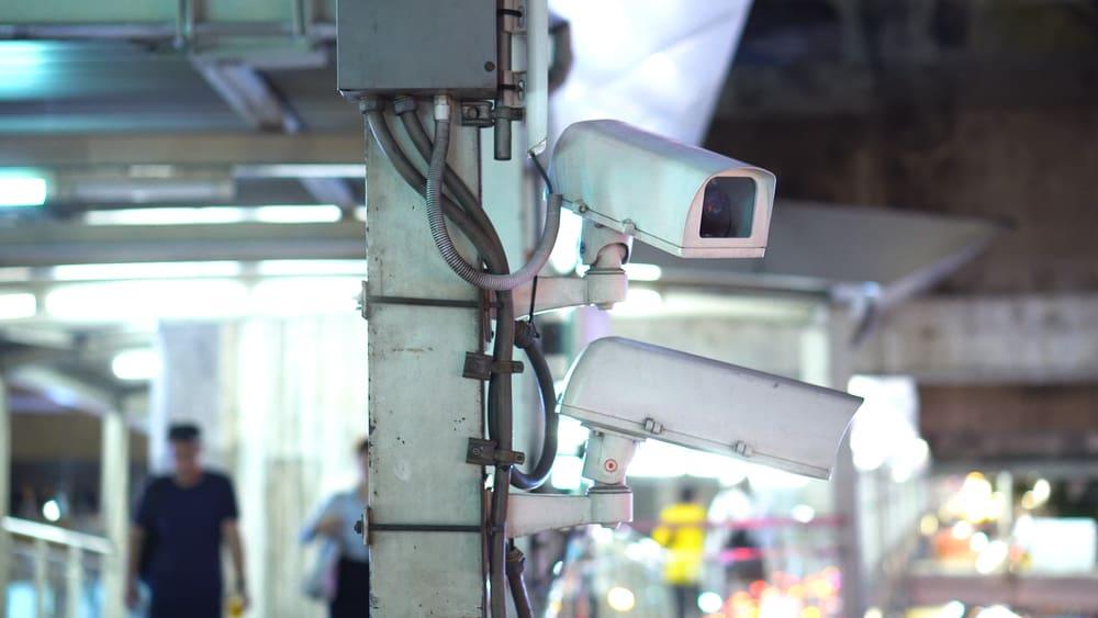 CCTV Cameras in Public