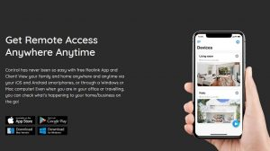 Reolink Argus 2 has a remote access