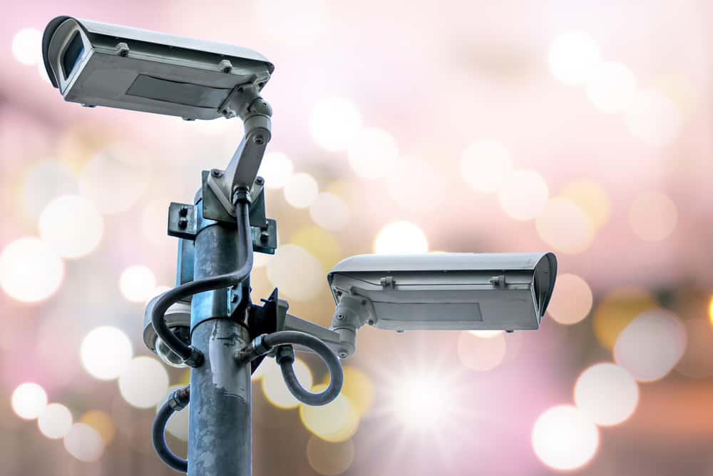 8 channel security system