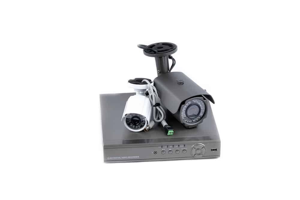 Digital Video Recorder and video surveillance cameras