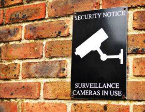 Surveillance camera Signal