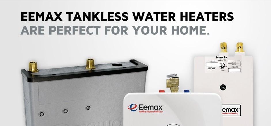eemax tankless water heater reviews