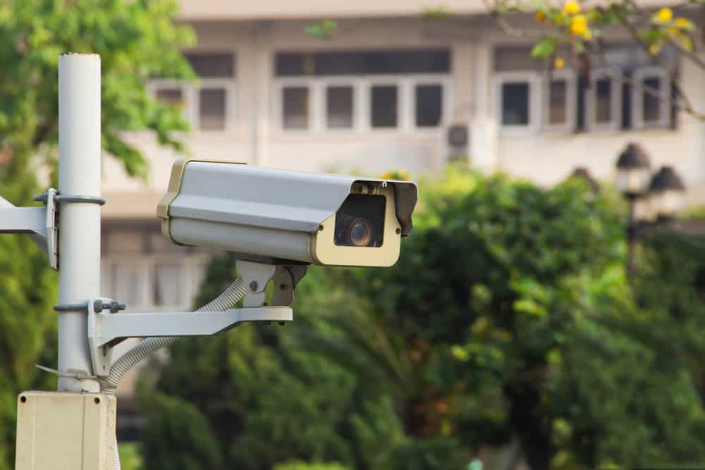 Long Range CCTV or security camera
