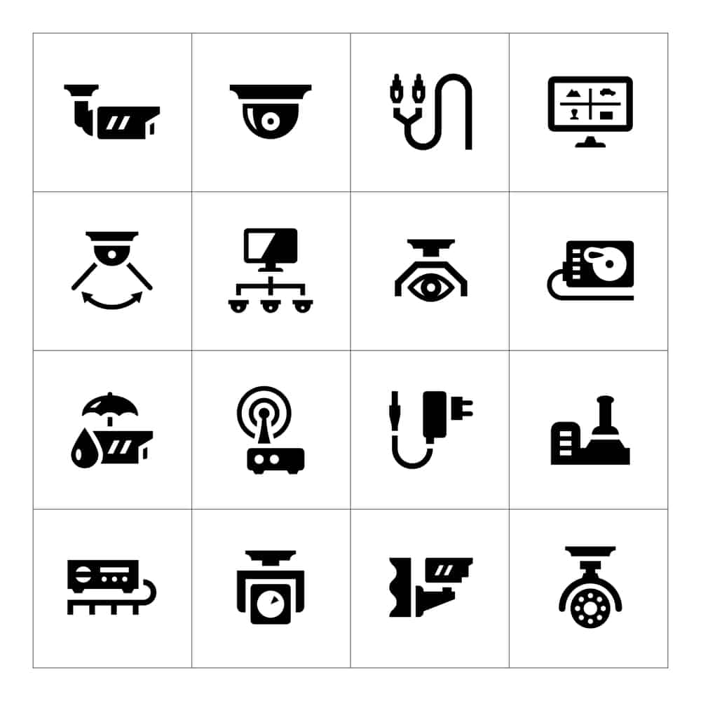 Types Of Camera Systems Available