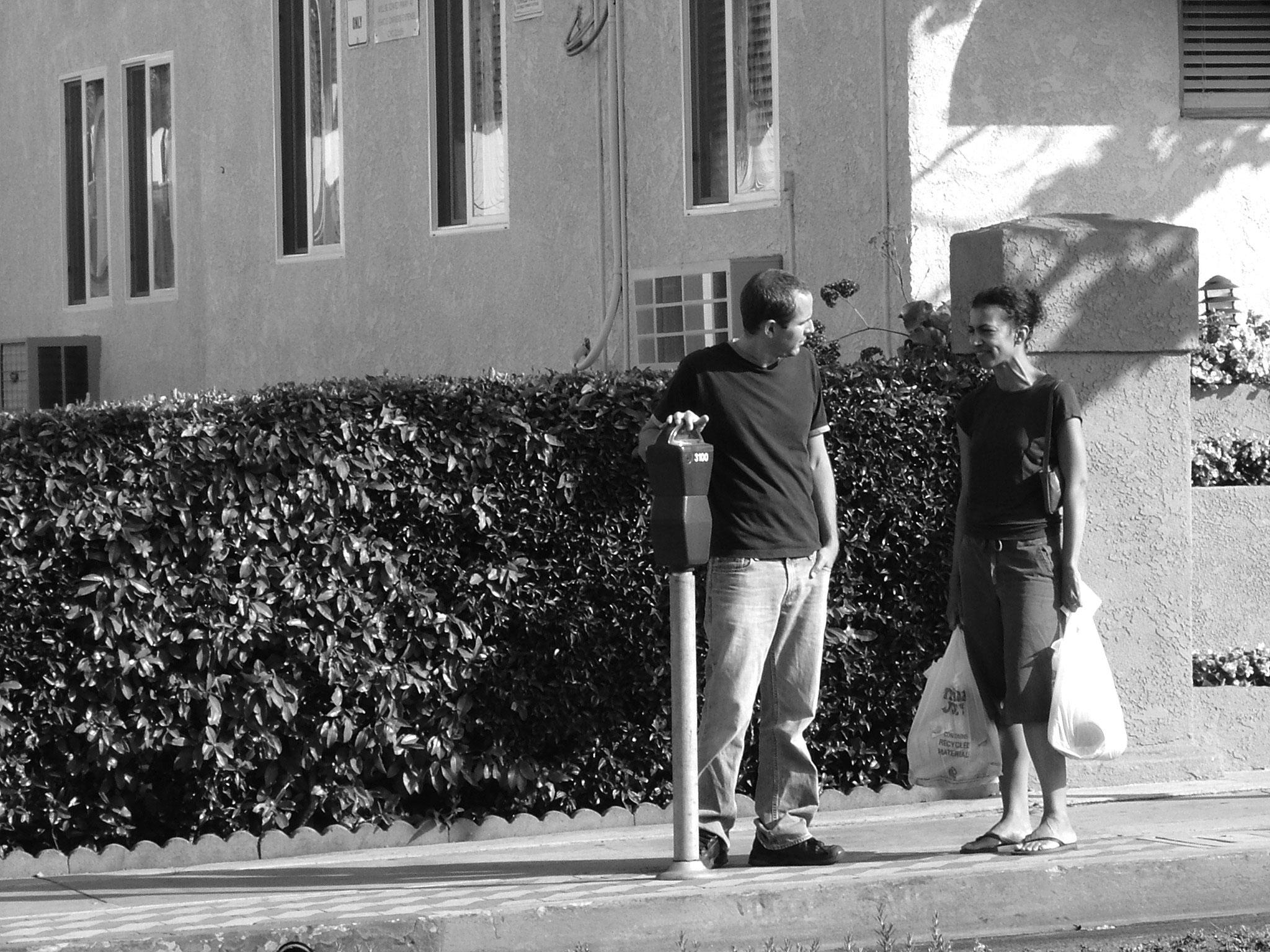 littering neighbors
