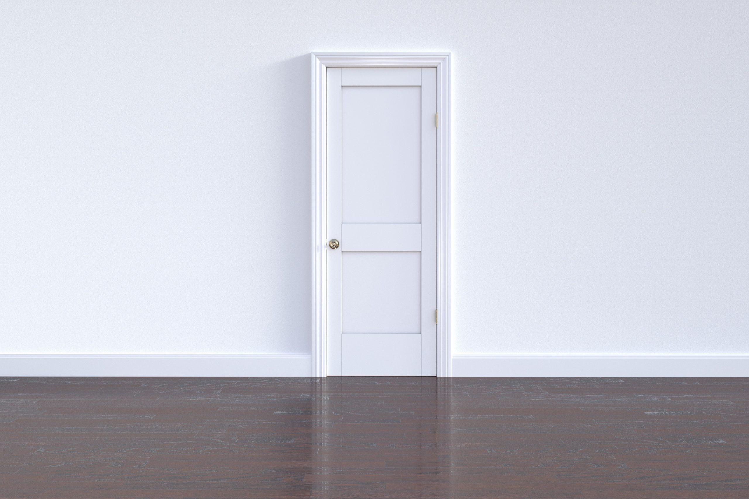 Reinforce An Interior Door