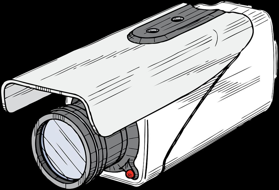 Bullet Security Camera