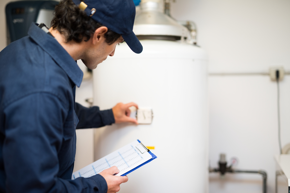 how to relight a gas water heater