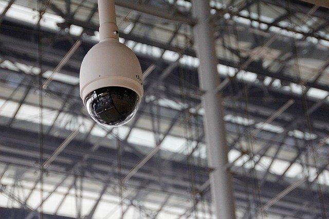 Camera Monitoring Security Surveillance Camera