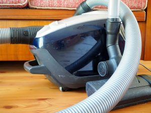 Bagless Canister Vacuum