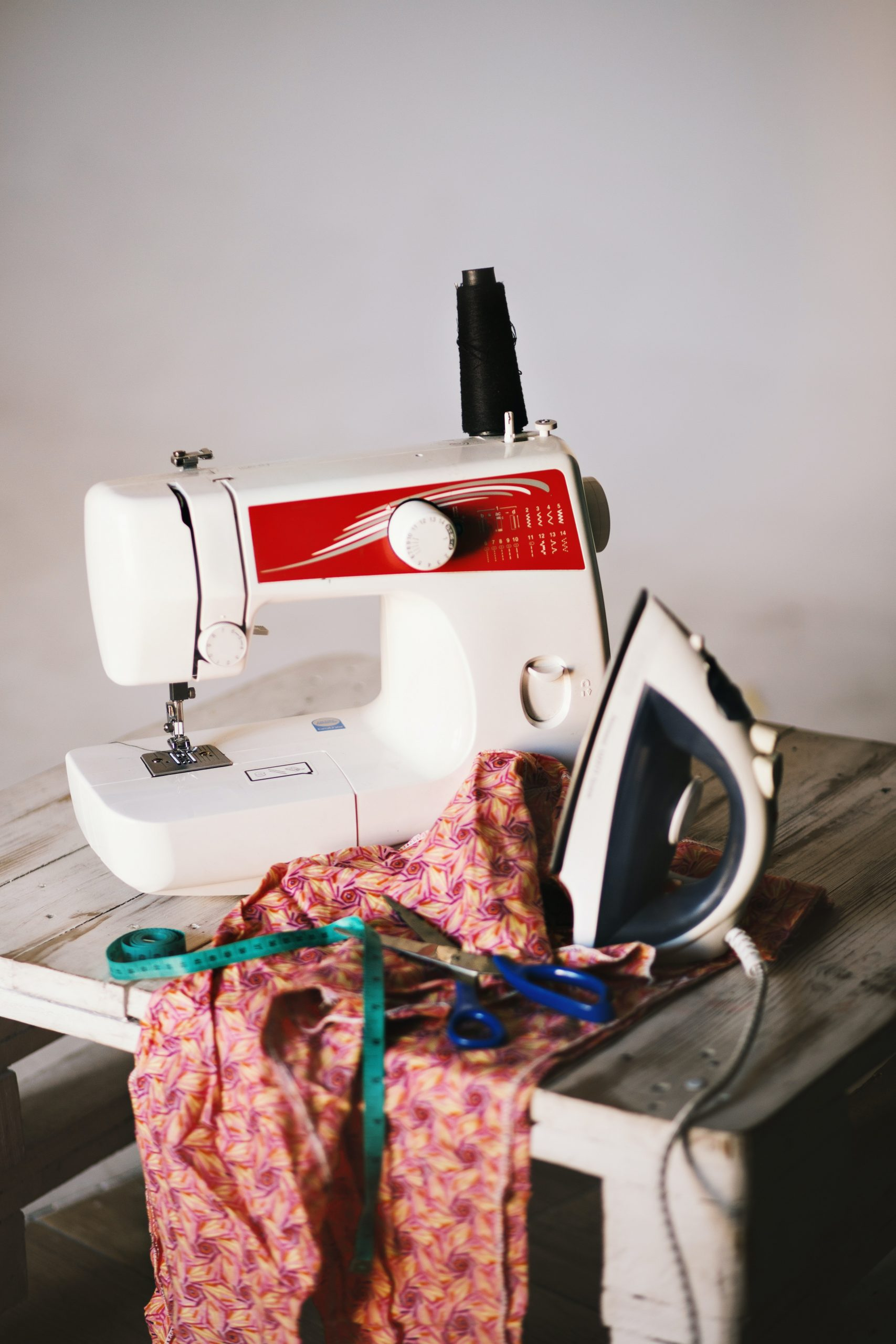 Sewing A Cloth