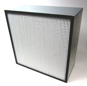 A Display Of Air Purifier Filter