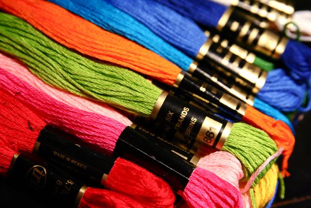 Thread A Bernina Sewing Machine
