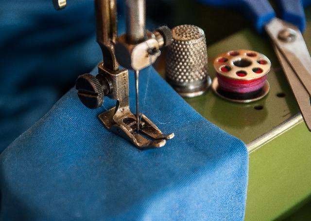 Thread A Sewing Machine