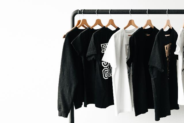 A Display Of T Shirt
