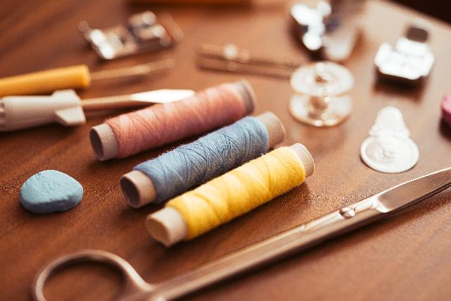 Sew A Patch