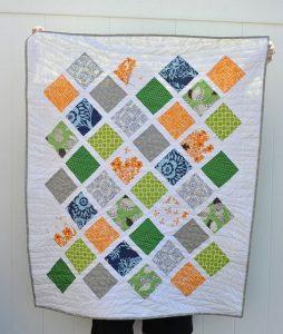 Lattice quilts