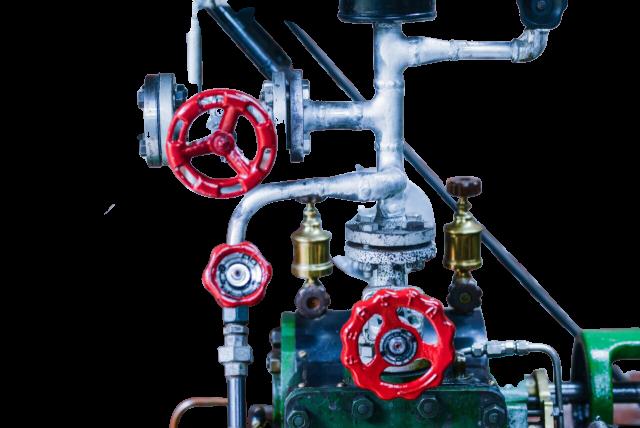 heat pump with air